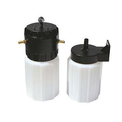 Снимка на Смазка и резервоар за смазочни отпадъци – комплект